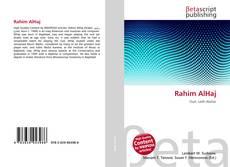 Bookcover of Rahim AlHaj