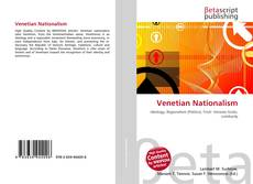 Capa do livro de Venetian Nationalism