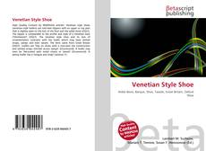 Bookcover of Venetian Style Shoe