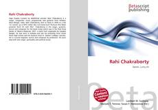 Couverture de Rahi Chakraborty
