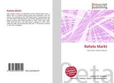 Bookcover of Rahela Markt