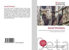 Portada del libro de Social Christians