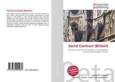 Bookcover of Social Contract (Britain)