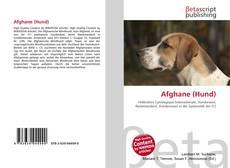 Afghane (Hund)的封面