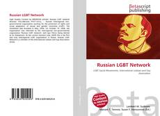 Bookcover of Russian LGBT Network