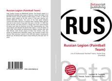 Copertina di Russian Legion (Paintball Team)