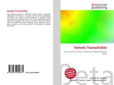 Bookcover of Venets Transmitter