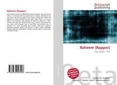 Bookcover of Raheem (Rapper)