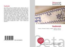 Bookcover of Yeshivish