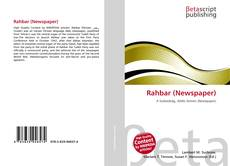 Buchcover von Rahbar (Newspaper)