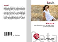 Bookcover of Yeshwant