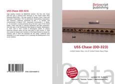 Portada del libro de USS Chase (DD-323)