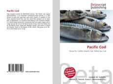 Bookcover of Pacific Cod