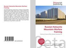 Bookcover of Russian Hatsavita Mountain Warfare Training