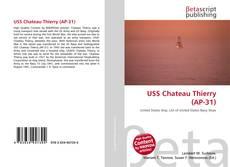 Обложка USS Chateau Thierry (AP-31)