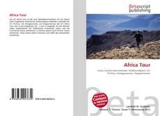 Couverture de Africa Tour