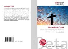 Bookcover of Jerusalem Cross