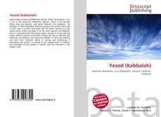 Bookcover of Yesod (Kabbalah)