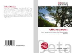 Offham Marshes kitap kapağı