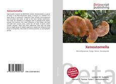 Xenostomella kitap kapağı