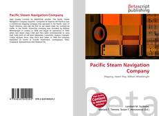 Couverture de Pacific Steam Navigation Company