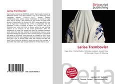 Capa do livro de Larisa Trembovler