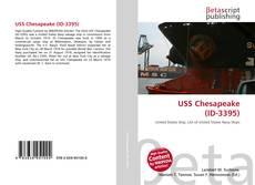 Couverture de USS Chesapeake (ID-3395)