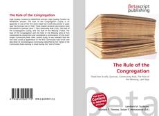 Bookcover of The Rule of the Congregation