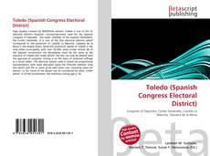 Bookcover of Toledo (Spanish Congress Electoral District)