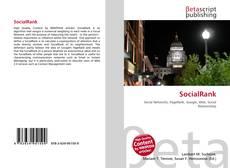 Buchcover von SocialRank