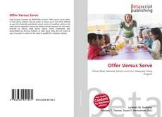Capa do livro de Offer Versus Serve