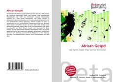 Bookcover of African Gospel