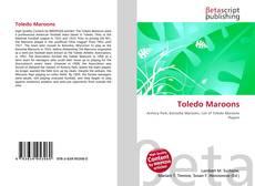 Capa do livro de Toledo Maroons