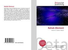 Bookcover of Rahab (Demon)