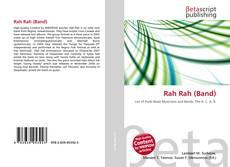 Bookcover of Rah Rah (Band)