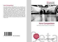 Bookcover of Xero Competition