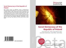Bookcover of Social Democracy of the Republic of Poland