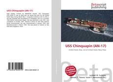 Portada del libro de USS Chinquapin (AN-17)