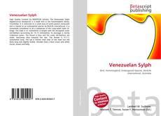 Copertina di Venezuelan Sylph