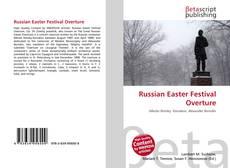 Russian Easter Festival Overture kitap kapağı