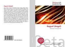 Portada del libro de Raguel (Angel)