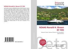 Buchcover von NOAAS Ronald H. Brown (R 104)