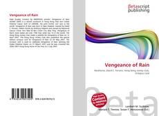 Vengeance of Rain kitap kapağı