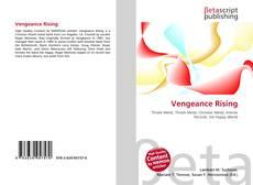 Bookcover of Vengeance Rising