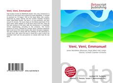Bookcover of Veni, Veni, Emmanuel