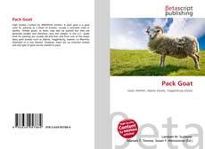 Buchcover von Pack Goat