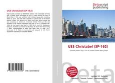 Capa do livro de USS Christabel (SP-162)