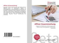 Bookcover of Affiner Zusammenhang