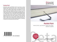 Bookcover of Pocket Part