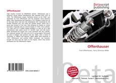 Portada del libro de Offenhauser